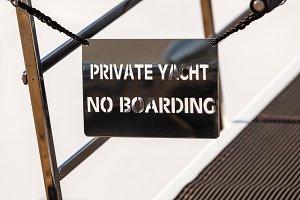 private luxury ship