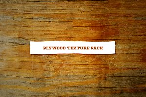 SALE - Plywood Texture Pack