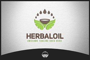 Herbaloil Logo
