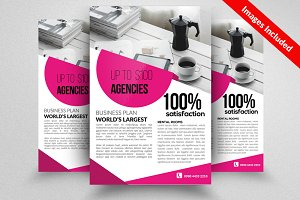 Law Firm Business Flyer Psd Template