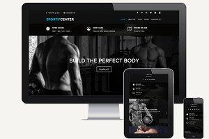Sportif | Sport/Fitness WP Theme