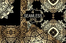 The set of lace patterns .