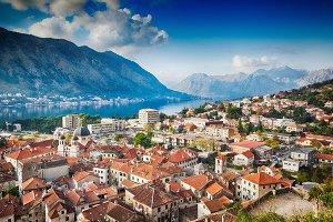 View of Kotor