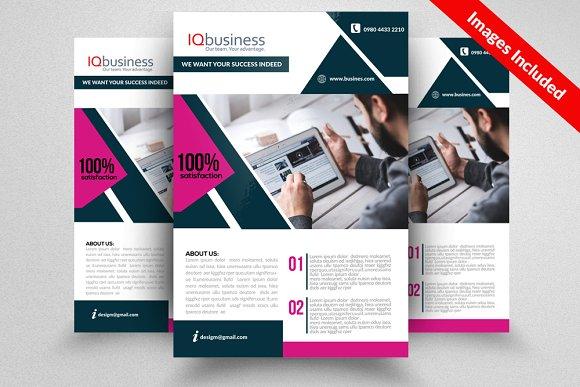 Business flyer psd template flyer templates creative market business flyer psd template flyers wajeb Gallery