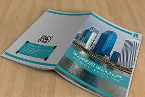 Business Brochure - 12 Pages - V34