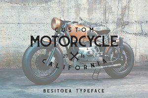 Besitoea Typeface