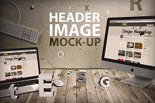 Header Image Mock-up