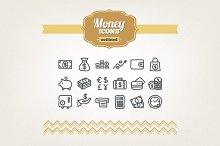 by  in Money Icons
