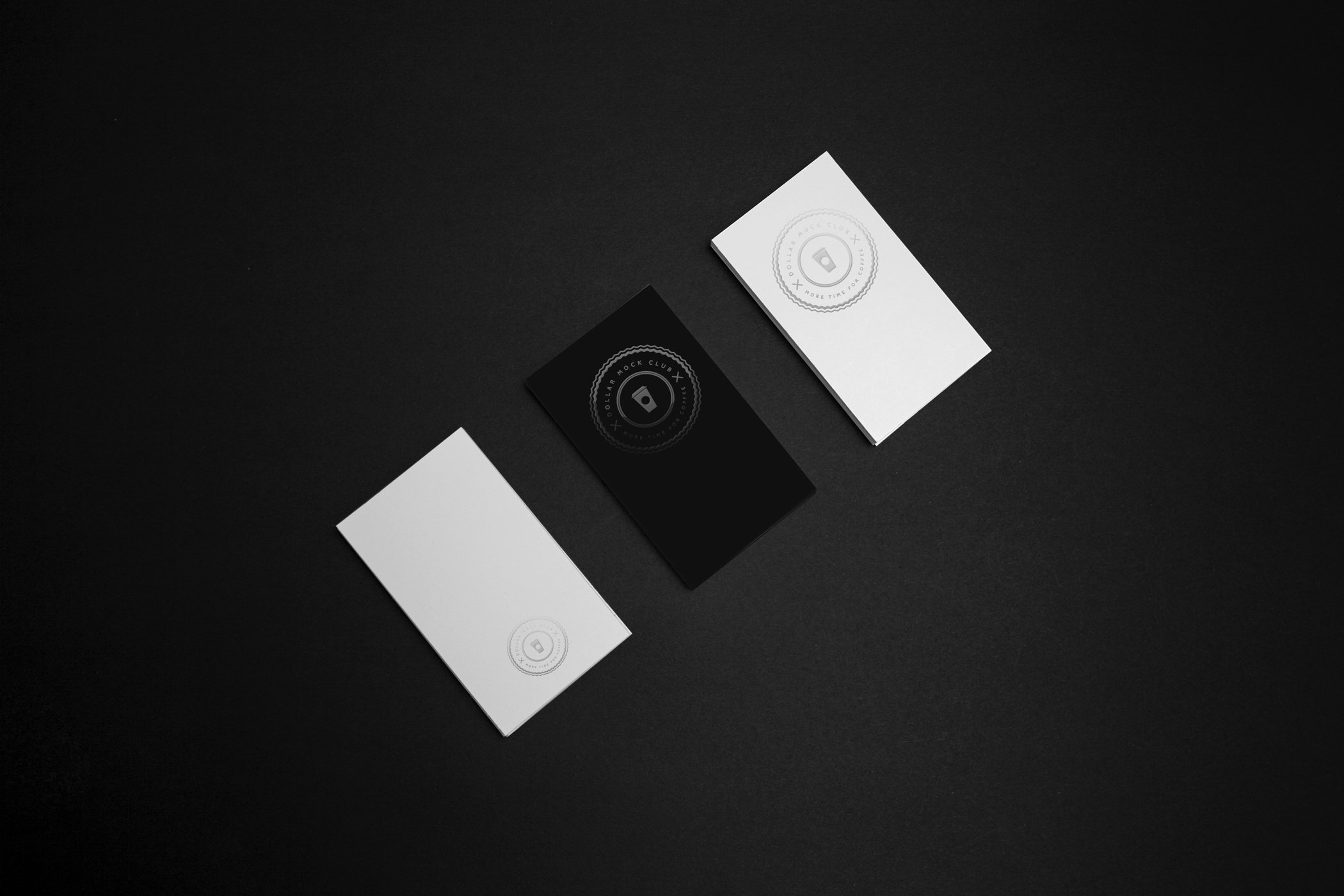 Spot UV Business Card Mockup - Slick ~ Product Mockups ~ Creative Market