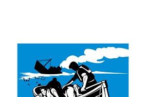 Passenger Ship Sinking Survivors