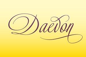 Daevon