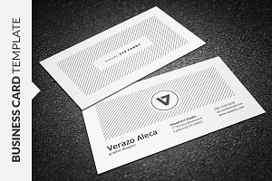 Simple & Stylish Business Card