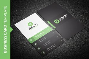 Sleek & Modern Business Card