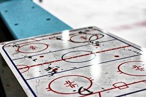 Ice Hockey Coaching Board