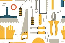 Seamless pattern construction tools