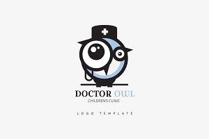 Doctor Owl Logo