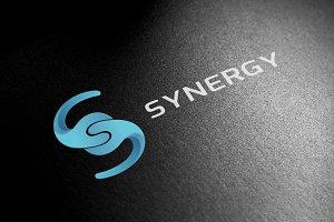 Synergy Letter S Logo