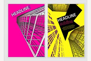 Business Brochure Covers