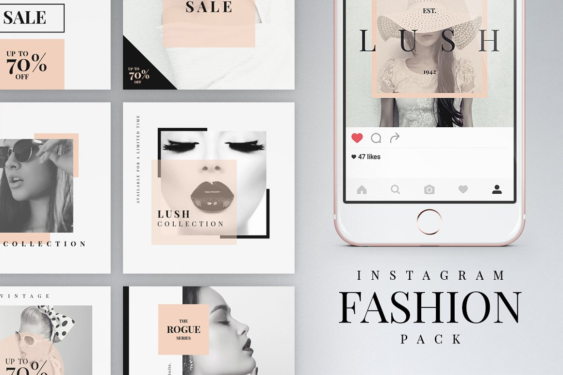 Instagram Layouts: Beautiful Templates to Design Your Own