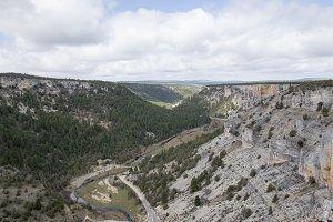Views Rio Lobos Canyon