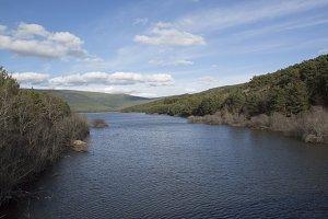 The Duero river
