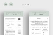 2 Page Resume & Cover Letter by  in Cover Letters