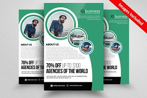 Psd Flyer Template File