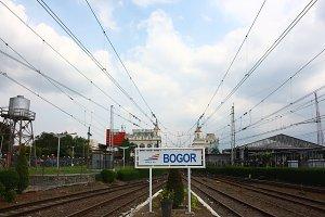 Bogor Station