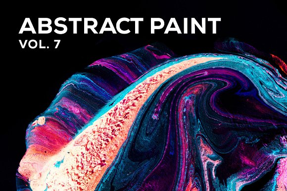 Abstract Paint, Vol. 7 - Textures