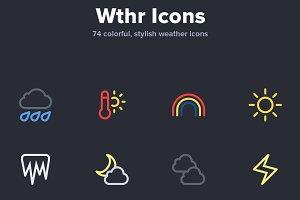 Wthr Icons