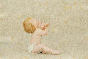 Baby Art  ONE