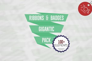 Ribbons & Badges GIGANTIC pack