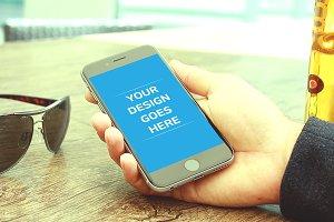 iPhone Display Mock-up 18