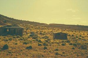 Grand Canyon Abandoned Shack