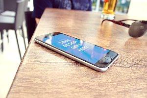 iPhone Display Mock-up 22