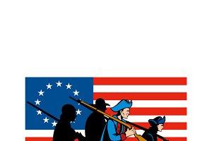 American Minuteman Militia Betsy