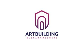 Building Art Logo