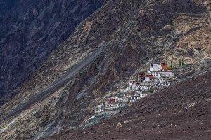 Monastery in Leh #2