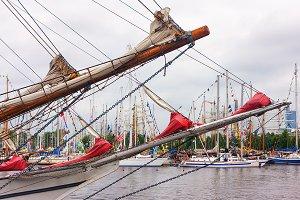 Riga. Port