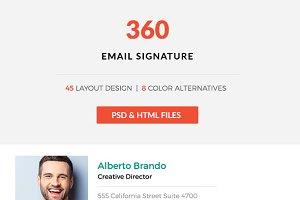 360 Email Signatures