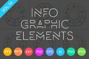 Infographic Elements Vol.10