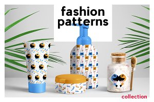 Fashion Patterns Collection