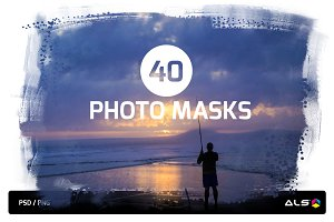 40 Photo Masks