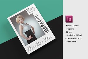 Fashion Lookbook Template-V585