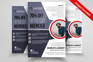 Business Flyer Template File