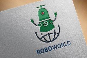 Roboworld Logo