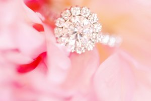 Engagement Ring Whimsical