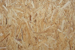 Brown composite wood background