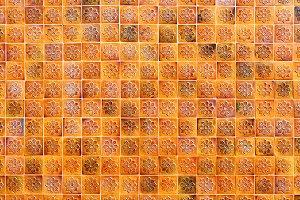 Abstract wall tiles