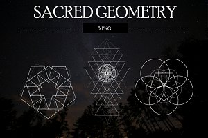 SACRED GEOMETRY BUNDLE
